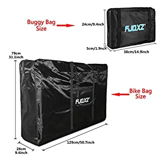 "Selighting Bolsa de Transporte para Bicicleta 26""-29"" 2"