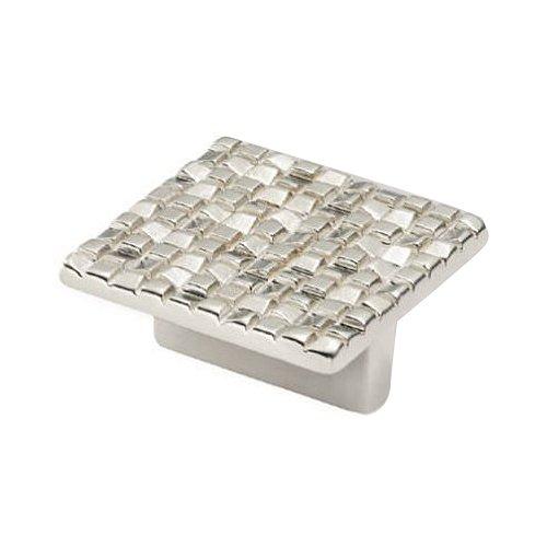 Siro Designs SD90-122 Mosaic Pull, 1.95-Inch, Nickel