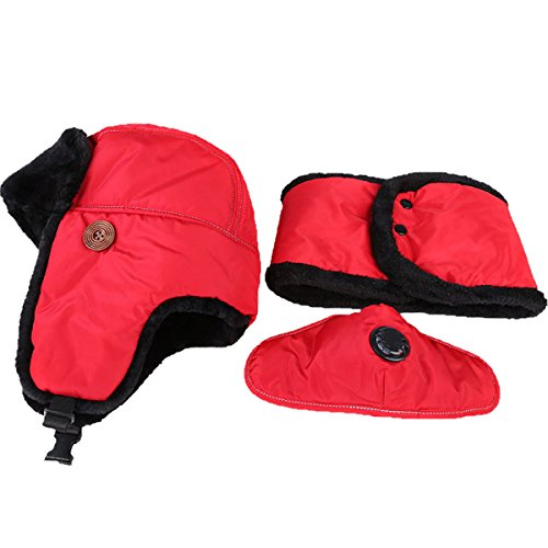 Caza Máscara Red A Trampero O De De Viento Bombardero Hombre Esquí Caliente Soldado De Esquí Para Unisex De Patinaje Sombrero Sombreros Senderismo De Gorro Prueba qXSwT6Y