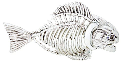 Pool Fish Costume (Fish Skeleton Decoration)