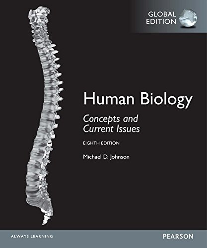 Read Online Human Biology: Concepts and Current Issues, Global Edition pdf