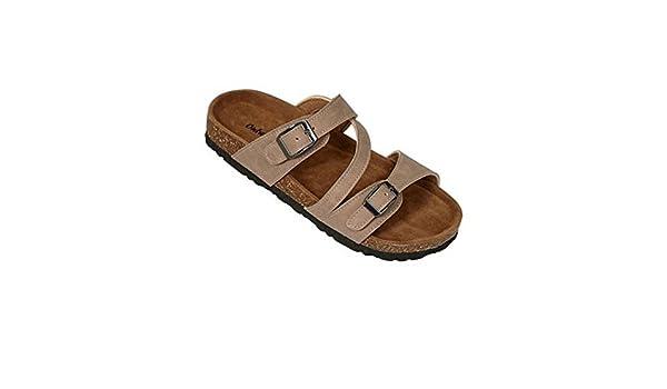 OUTWOODS Kids Bork-57 Sandal Taupe