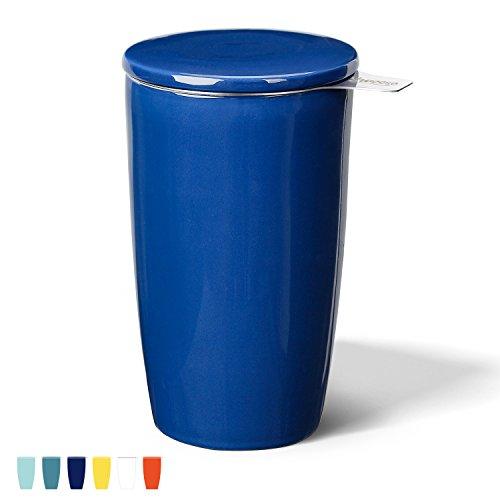Porcelain Steel Mug - 1