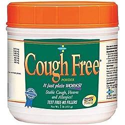 Farnam Cough Free Powder for Horses, 1 lb