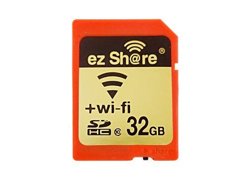 Wifi Sd Memory Card 32GB Class 10 2nd Generation Ez Share