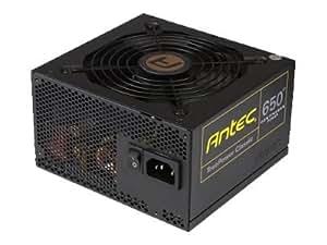 Antec TP-650C EC - Fuente de alimentación (650 W, 100-240 V, 120 mm), negro