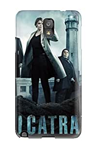 Mary David Proctor Snap On Hard Case Cover Alcatraz Tv Series Protector For Galaxy Note 3