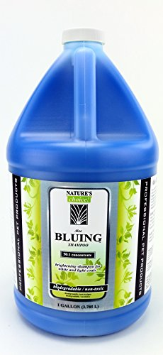 - Nature's Choice Aloe Bluing Shampoo 50:1 Gallon