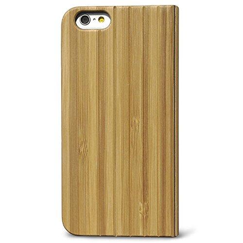 best website 5432c 6dbb2 Best iPhone 6 Plus 6s Plus Folio Case - Designer Bamboo Case - - Import It  All