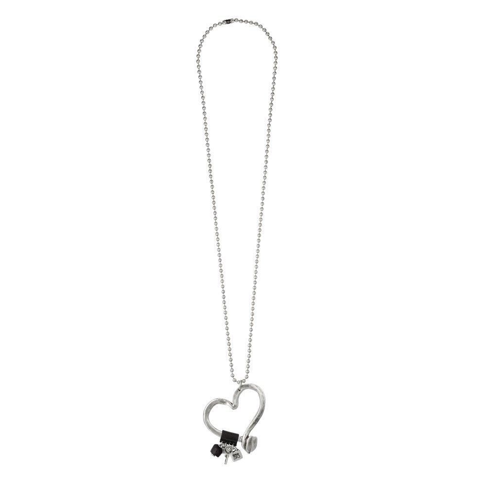 UNO DE 50 Flechazo necklace COL0474MTMR