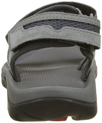 Randonne charcoal Hommes Sandales Hudson Teva Grey Gris 8qE7Ux
