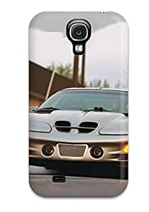Cute Appearance Cover/tpu Pontiac Case For Galaxy S4