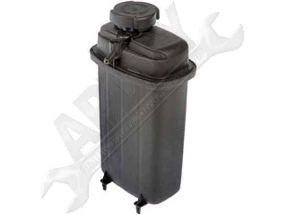 APDTY 714648 Coolant Reservoir Fluid Overflow Plastic Bottle Housing w//Cap Fits Select BMW 540i 740i 740iL 750iL 840Ci 850CSi 850Ci 850i Replaces 17111741167, 17111742231, 1711742231, 57153-38010