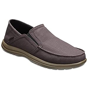 Crocs Men's Santa Cruz Convertible Slip-on Loafer