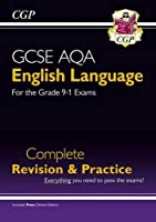 New GCSE English Language AQA Complete Revision & Practice - Grade 9-1 Course (with Online Edition)