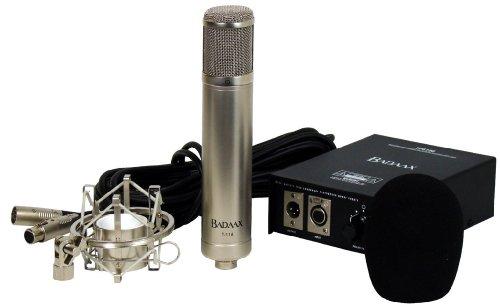 BadAax T-11A Vacuum Tube Condenser Microphone