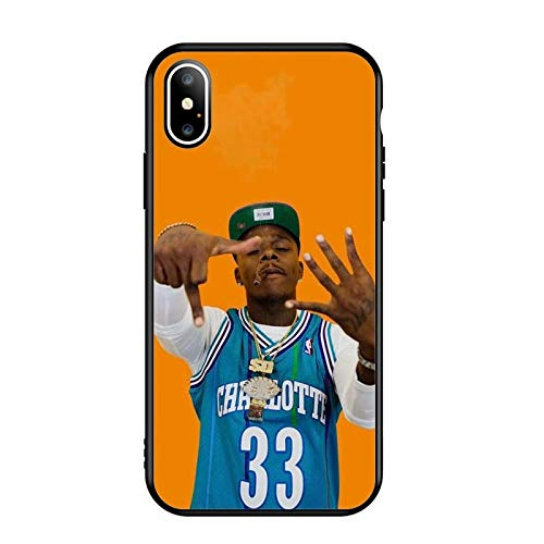 Posters Album Inspired by dababy Phone Case Compatible With Iphone 7 XR 6s Plus 6 X 8 9 Cases XS Max Clear Iphones Cases TPU Flag Album 4000095715582 R