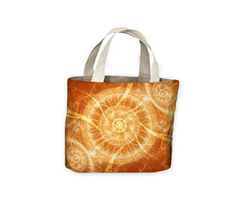 Bag Shopping Tote Orange Life For Orange Energy Energy UwCqtSXIC
