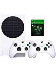 Xbox Series S with 2 Controllers and 3 Months Gamepass