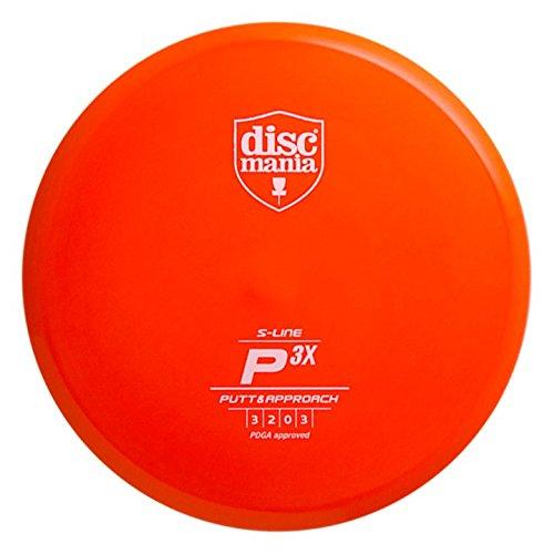 Discmania S-Line P3X Putt & Approach Disc Golf Putter