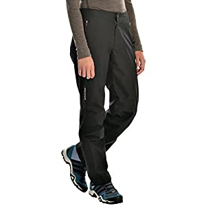 Marmot Women's Optima Gore-Tex PacLite Pants (Small, Black)