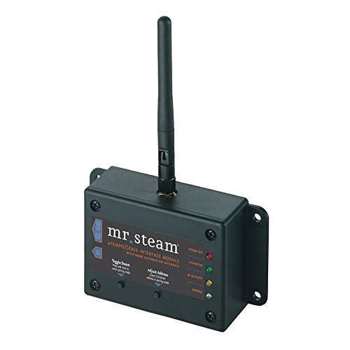 Mr. Steam HOMEWIZARD Home Automation Steam System