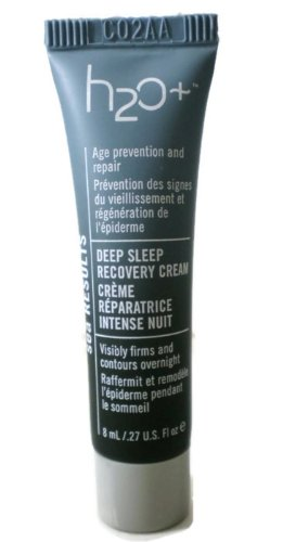 H2O Plus Sea Results Deep Sleep Recovery Cream Travel Size (8ml) by Carolina Herrera Deep Sleep Recovery Cream