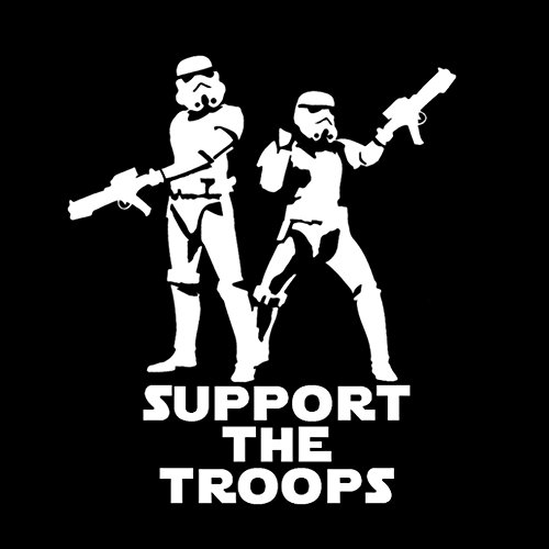 Support The Troops Stormtroopers 6