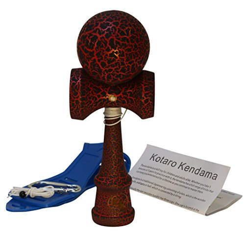 Kotaro Kendama Hardwood Crackle Carrying