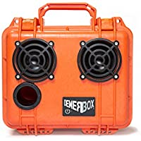 DemerBox Portable Bluetooth Speaker Haast Orange 2 Speaker Model