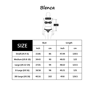 Blenca Womens Summer Casual Sleeveless Slit Dress Long Cami Maxi Dresses with Pockets at Women's Clothing store