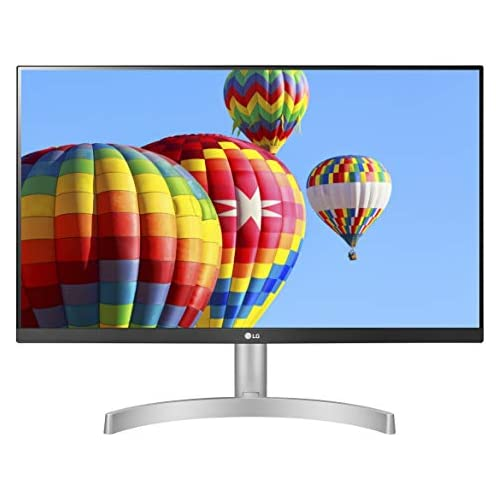 chollos oferta descuentos barato LG 24ML600S Monitor 24 Full HD LED IPS 1920 x 1080 1ms MBR AMD FreeSync 75Hz Audio estéreo 10W HDMI HDCP 1 4 VGA Salida de Audio Flicker Safe Blanco