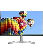 """LG 24ML600S Monitor 24"""" Full HD IPS, 1920 x 1080, 1ms MBR, Radeon FreeSync 75Hz, 2 x HDMI, 1 x VGA, Speaker Integrati"""