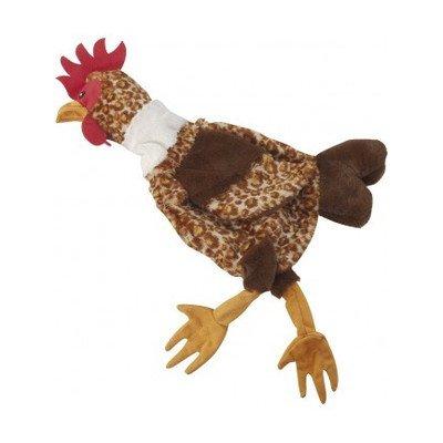 (Skinneez Chicken Dog Toy Size: Small/13
