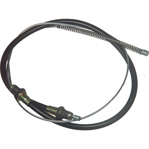 88 Brake Cable - Wagner BC126833 Premium Parking Brake Cable, Rear Left