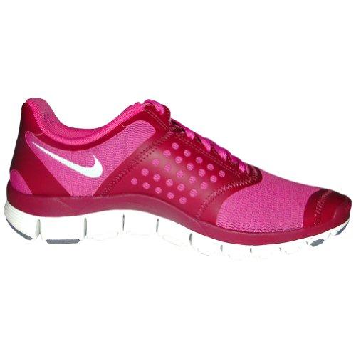 Nike Vrouwen Gratis 5.0 V4 Loopschoenen (clb Pnk / Mtlc Smmt Wht-rspbrry) 511281-602