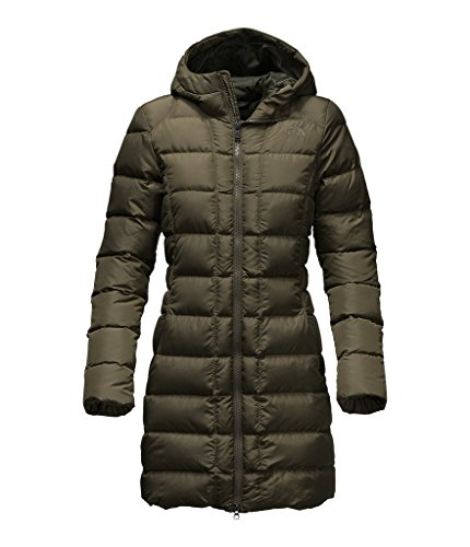 Small Grape Leaf (The North Face womens GOTHAM PARKA (Small, Grape Leaf) )