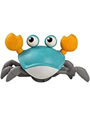 Wind Up Crab Toys for Kids Baby Bath Toys Walking Crab Water Toys Beach Toys Kid