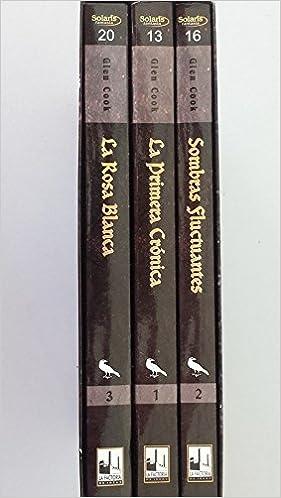 La Primera Crónica (La Compañía Negra): Amazon.es: Glen Cook: Libros