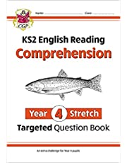 New KS2 English Targeted Question Book: Challenging Comprehe