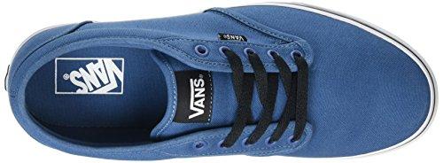 Vans VA327LMFF Herren Atwood (Canvass) Schuhe, Blau, 10 M US