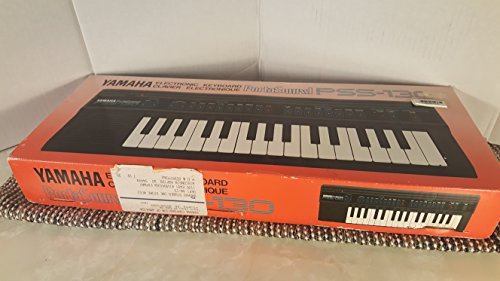 Yamaha PSS-130 Keyboard 1980s for sale  Delivered anywhere in USA