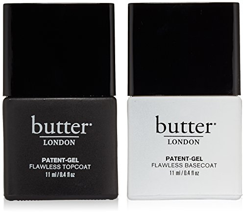 Butter LONDON Patent-Gel Nail Top & Tails Set