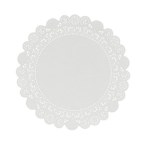 Royal 12'' Disposable Paper Lace Doilies, Package of 500 by Royal (Image #6)