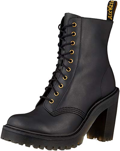 Dr. Martens Kendra Fashion Boot, Black, 9 Medium Women