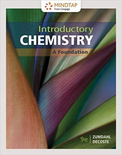 Introductory chemistry a foundation 009 steven s zumdahl donald introductory chemistry a foundation 9th edition kindle edition fandeluxe Images