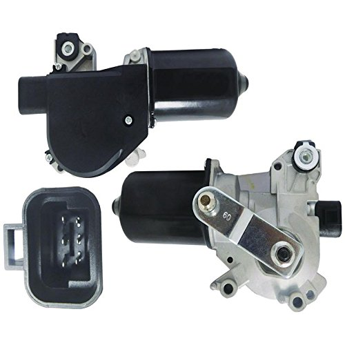 New Front Wiper Motor W/Pulseboard Module For 2004 Cadillac Escalade, Chevy Avalanche Silverado Tahoe, GMC Sierra Yukon, 88958371 88958406 88959371 by Parts Player