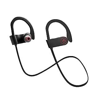 DIGITALKEY Auriculares Running Sport V2 Bluetooth 4.1 Estéreo ...