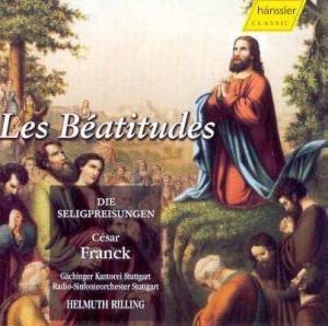 (Franck Les Beatitudes. (Juan Vasle Cornelia Kallisch John Cheek & Gilles Cachemaille W.Stutt)