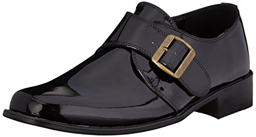 Funtasma Patent 12 Tuxedo Black Men's Loafer waHwYg